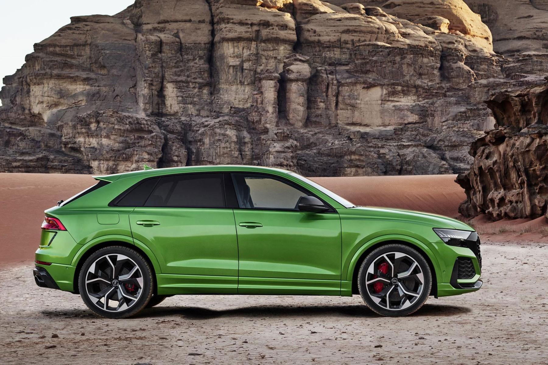 Audi Rs Q8 2019 L Essai Video Sport Auto