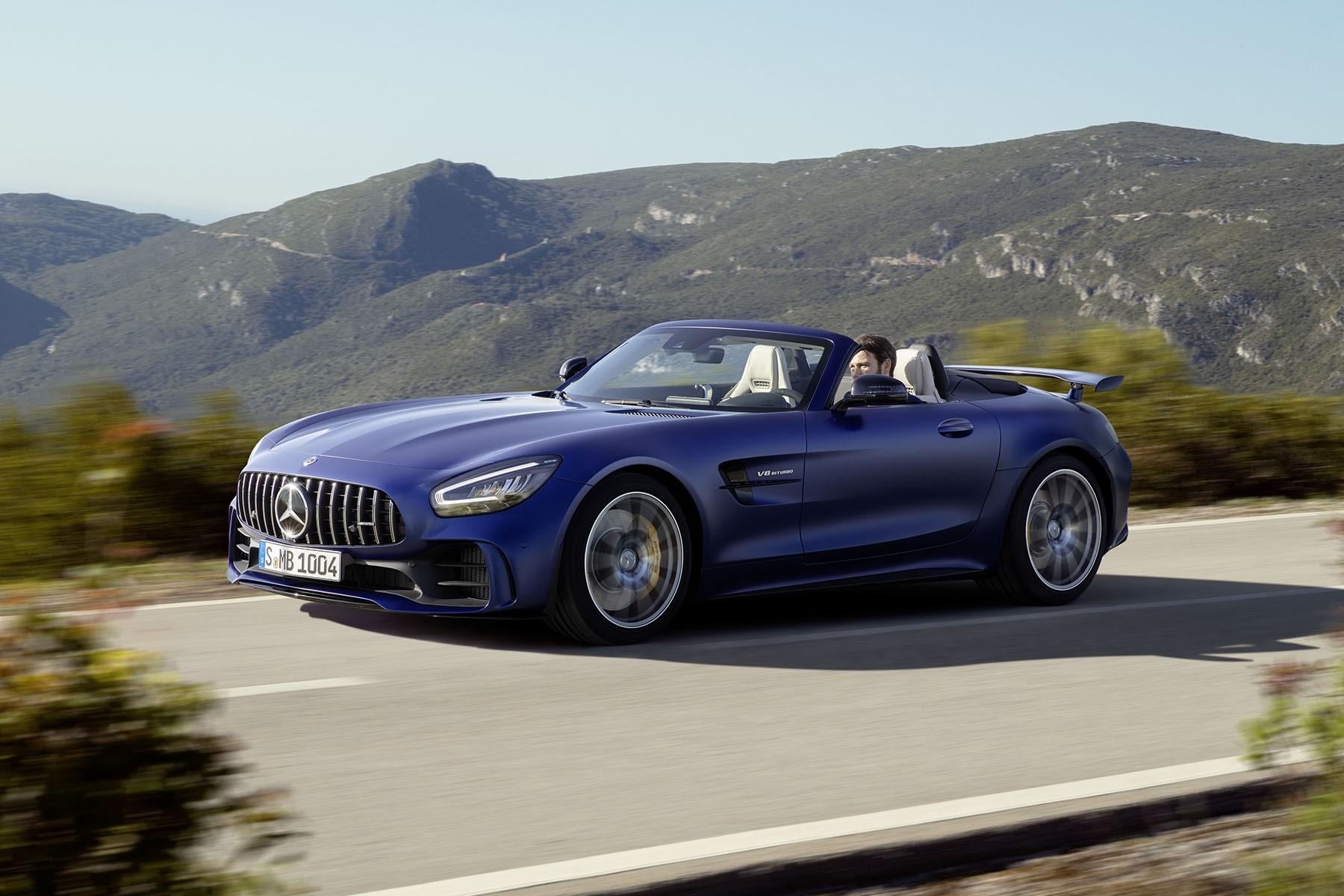 Le Prix De La Mercedes Amg Gt R Roadster 2019 Sport Auto