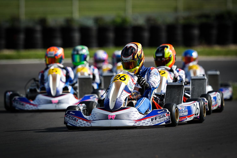 Karting : retour des Grands Prix FFSA en 2021 !
