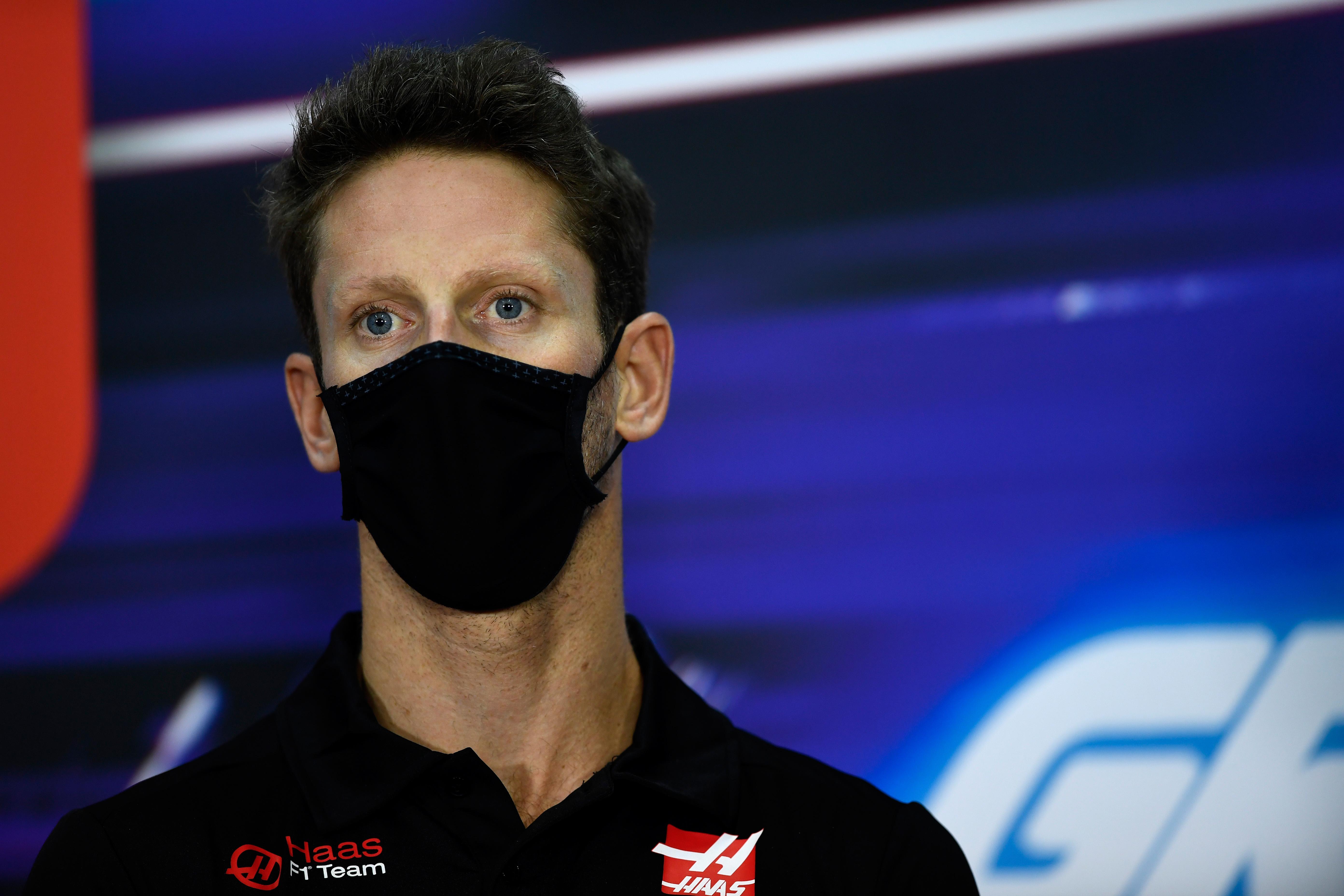 F1 – Grosjean : «Sans le halo, je ne serais pas là»