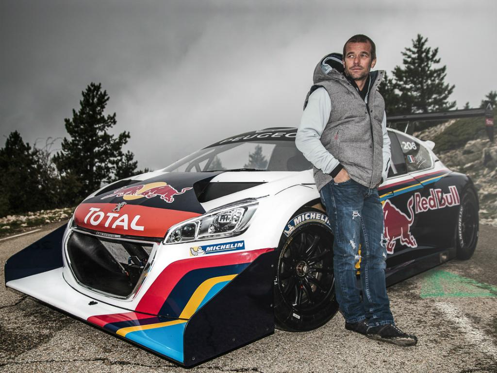 Dans le garage musclé de Sébastien Loeb (en images) !