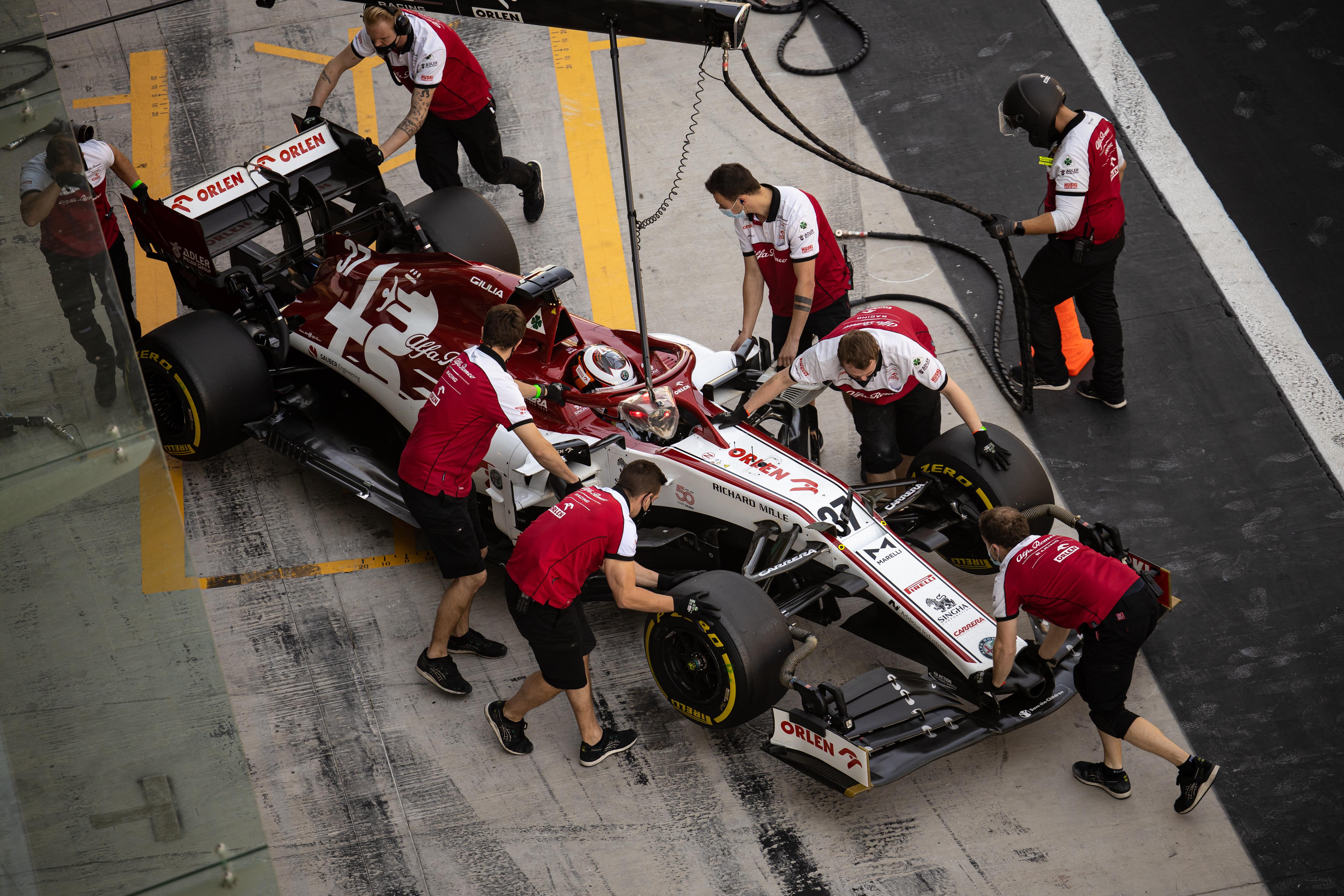 F1 2021 – La nouvelle Alfa Romeo a une date de présentation