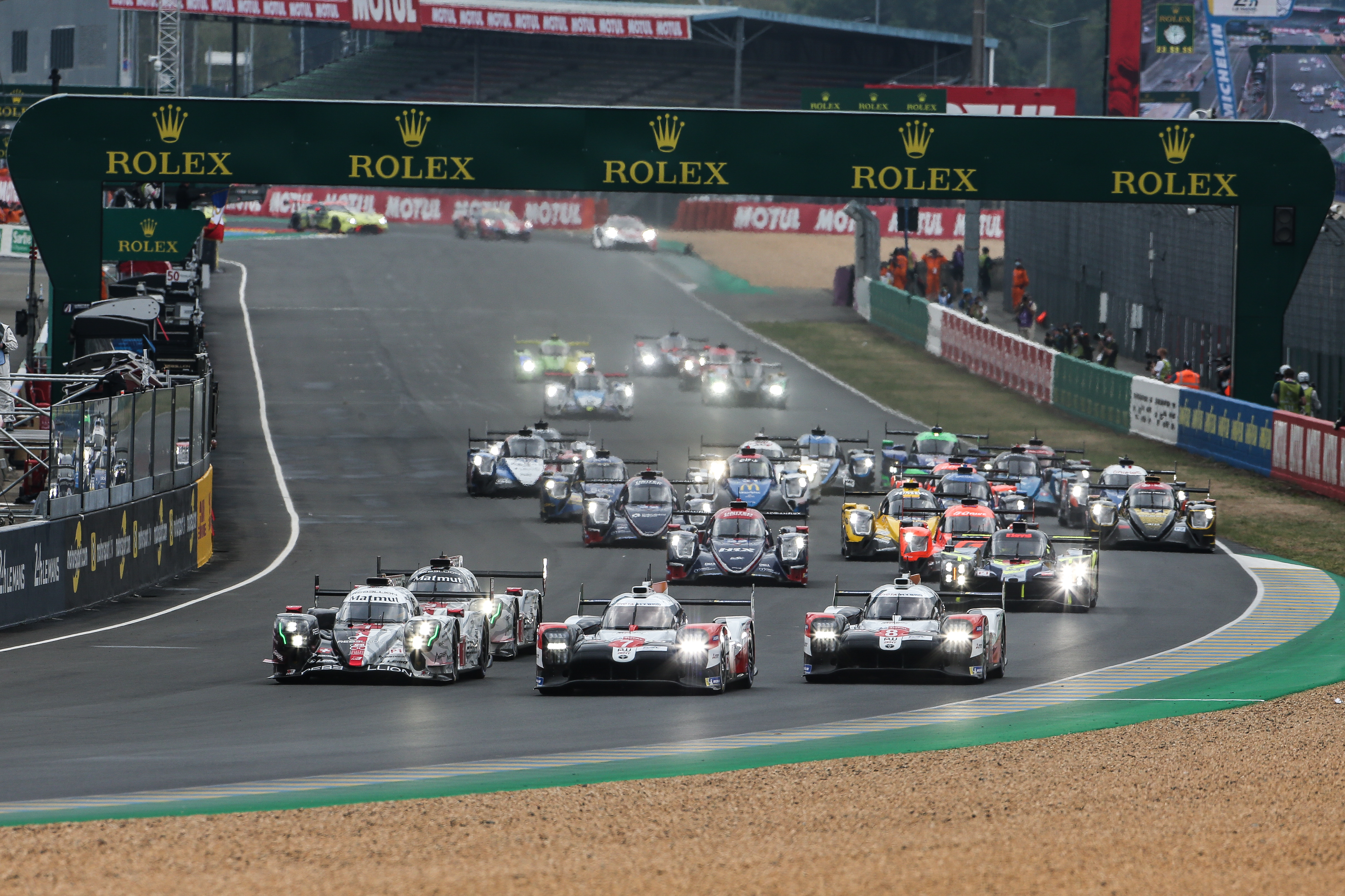 WEC 2021 – Les 24 Heures du Mans reportées !