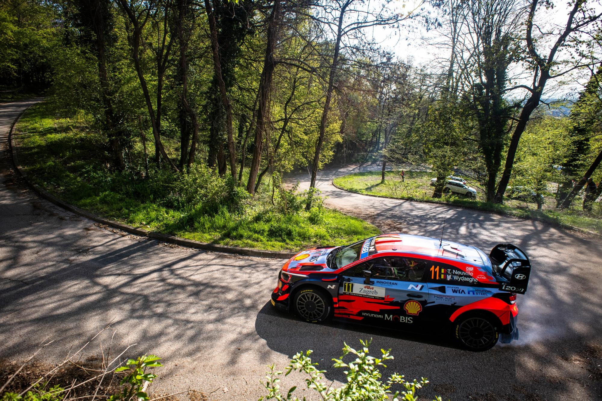 WRC 2021 – Croatie : programme TV, horaires, parcours, favoris