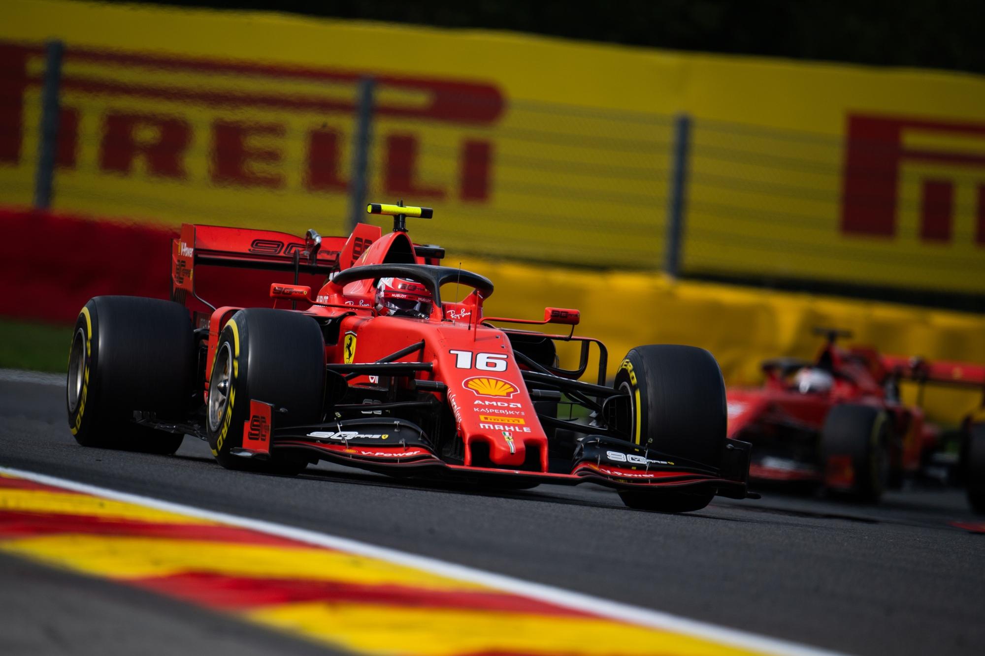 F1 - Le cadeau très spécial de Ferrari à Charles Leclerc