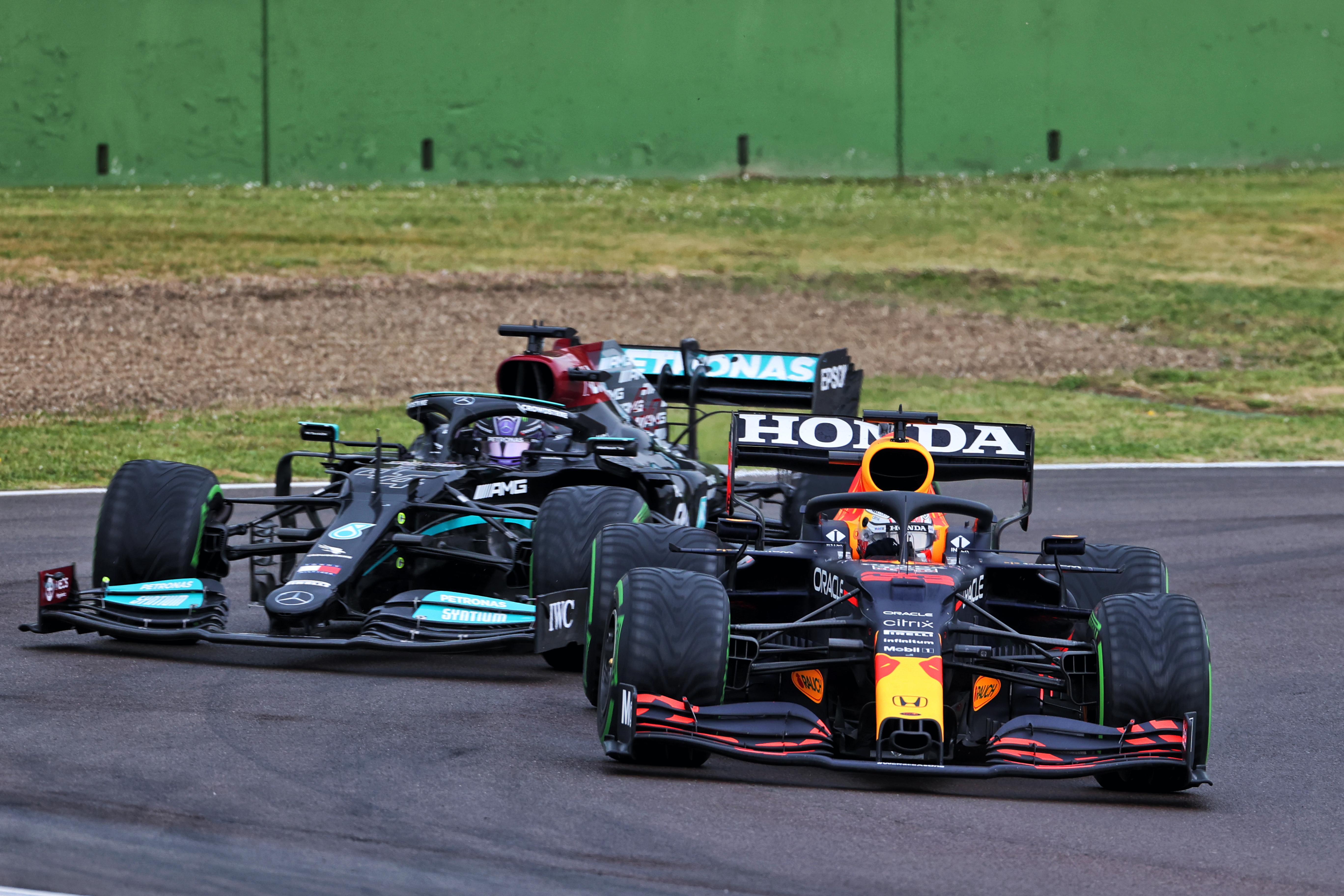 F1 2021 – GP d'Emilie-Romagne : Verstappen vainqueur au bout du suspense !
