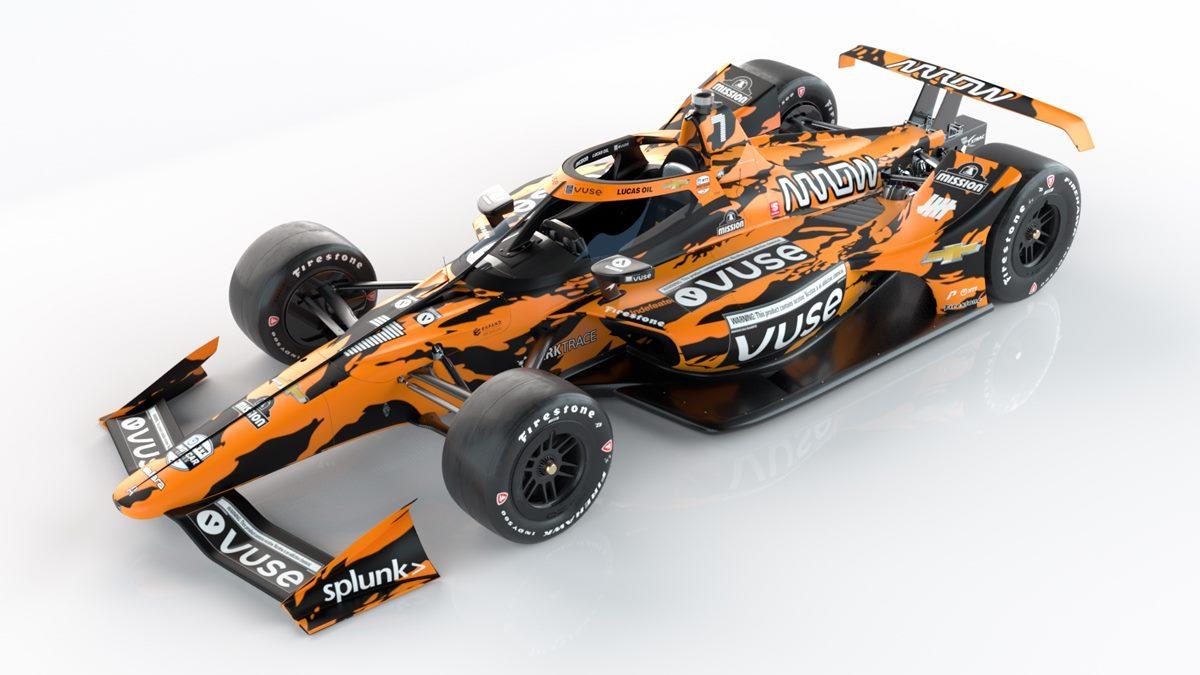IndyCar – McLaren Arrow SP révèle une livrée spéciale «Indy 500» (+ images)