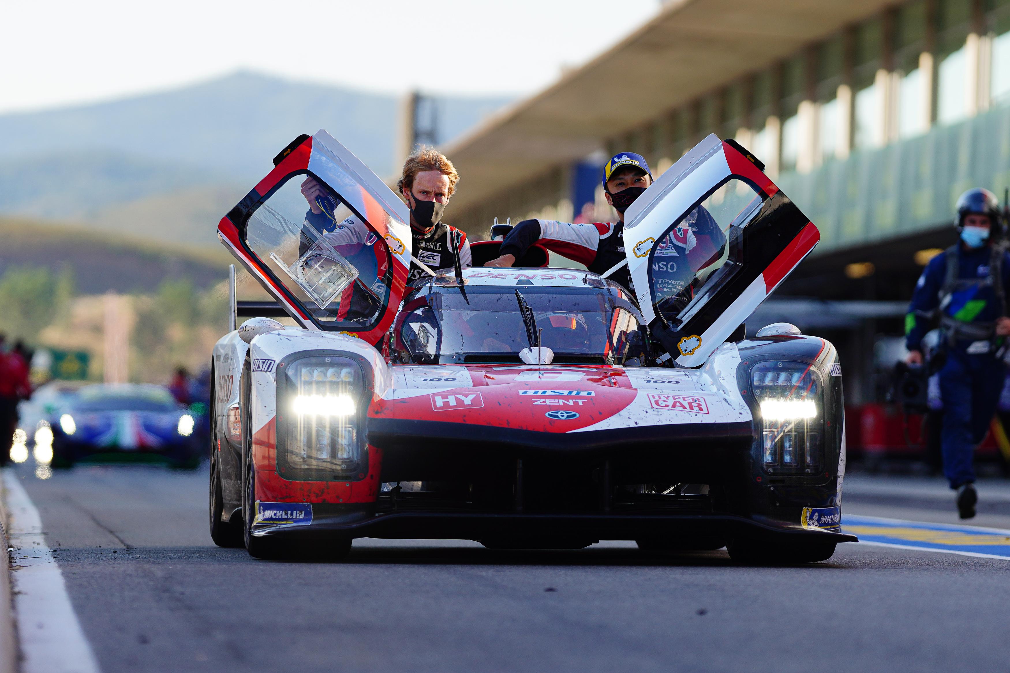 WEC 2021 – 8H de Portimao : Toyota, JOTA et Ferrari victorieux