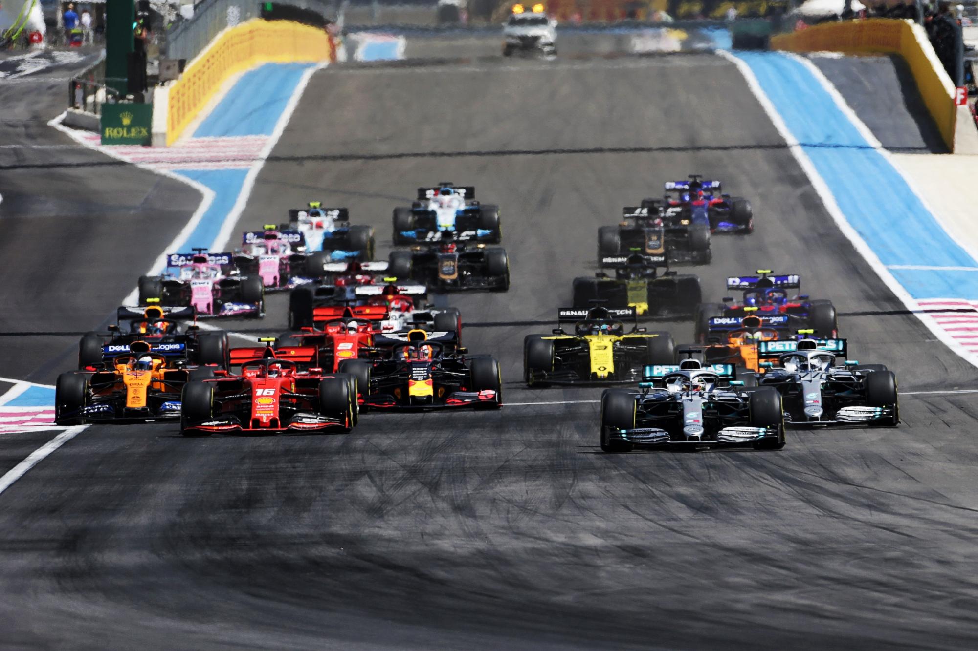 F1 – Grand Prix de France : votre programme TV du week-end