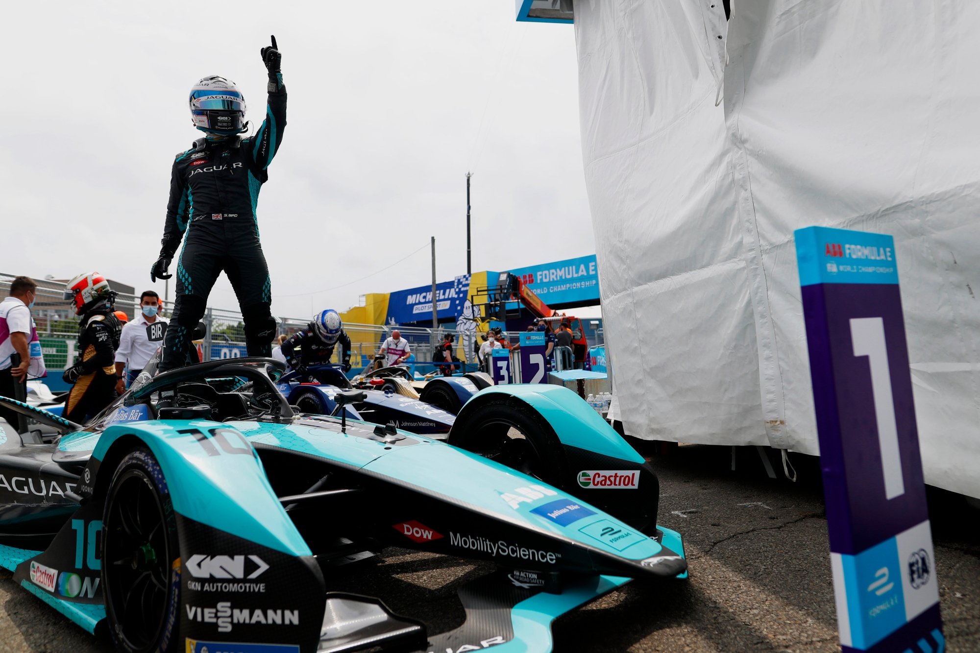Formula E – Rounds 10-11 : Guenther et Bird triomphent à New-York