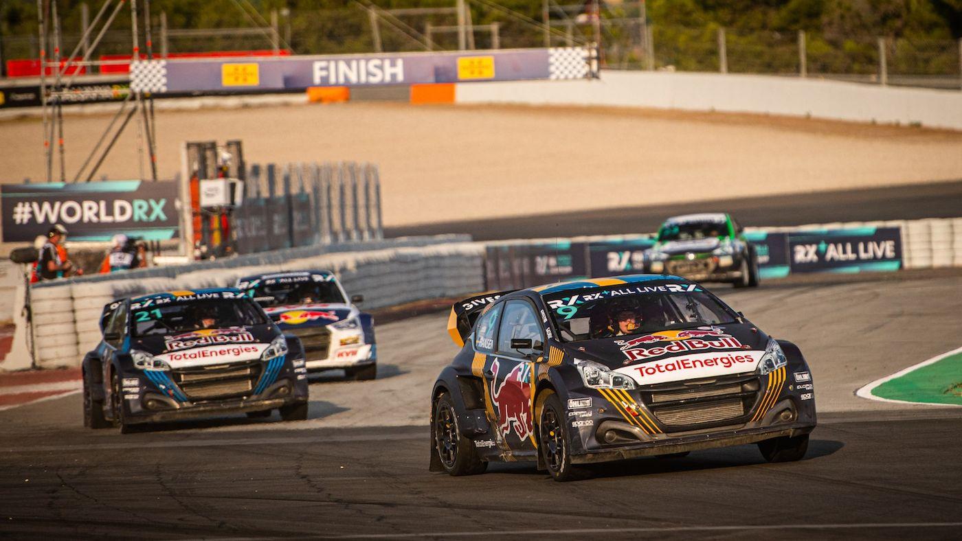 World Rallycross – Catalogne : Hansen 1er vainqueur de la saison