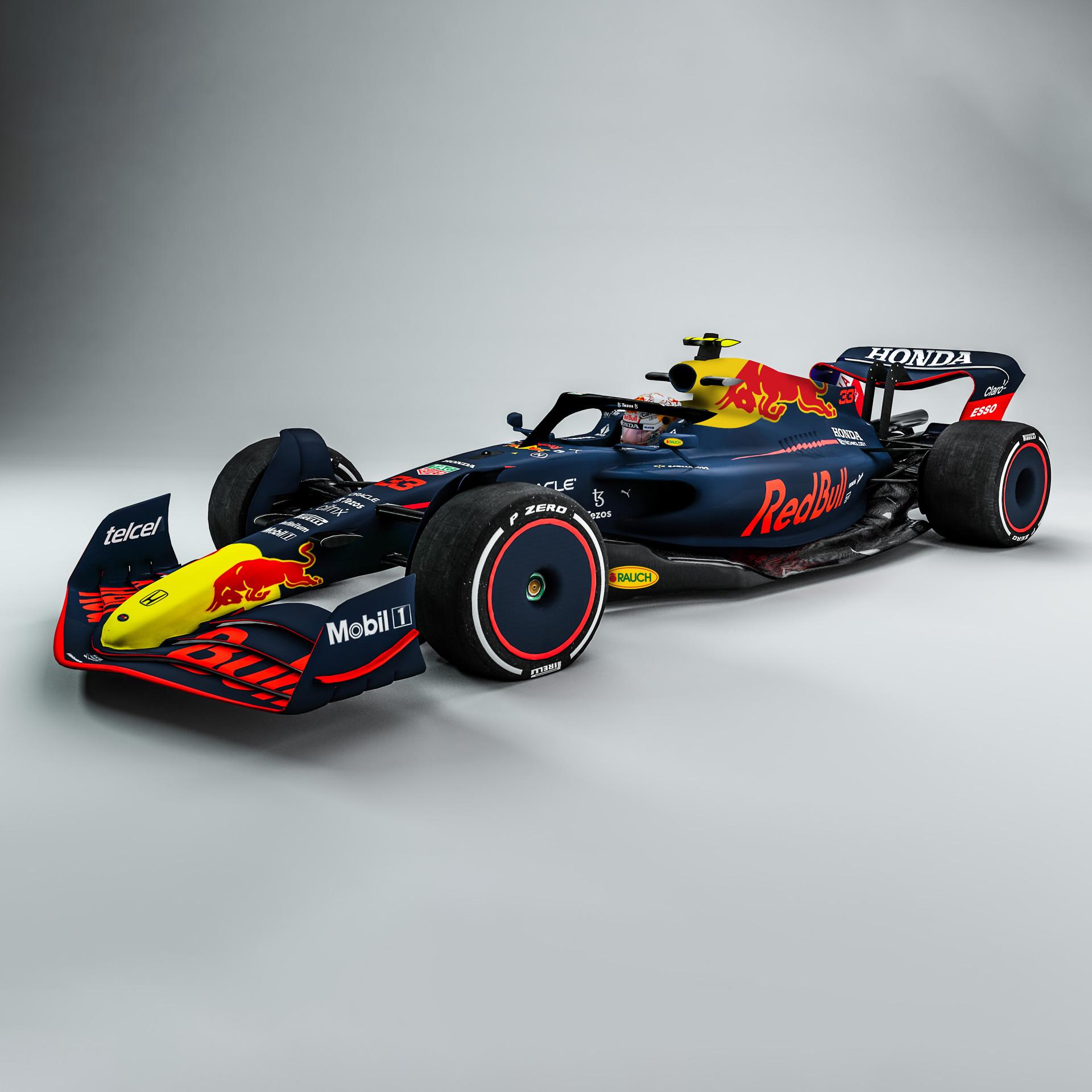 F1 – Voici à quoi ressembleront les monoplaces 2022 (+ images)