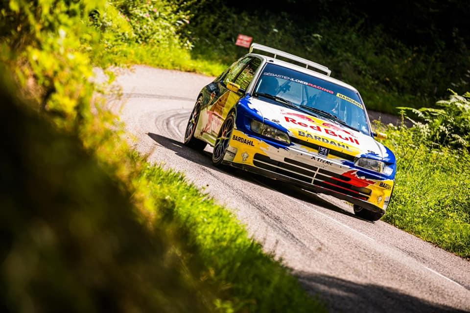 La poisse pour Loeb-Elena au rallye du Mont-Blanc